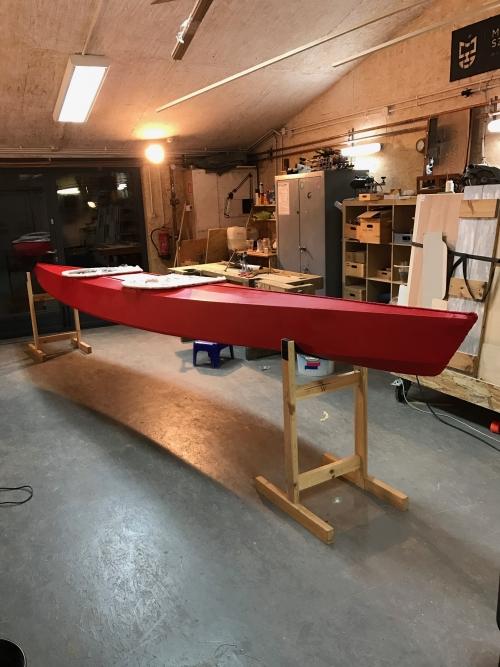 Gotowe łodzie